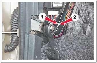 как поменять тросик капота ваз 2114-13-15
