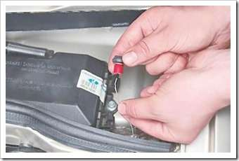 ремонт тросика капота ваз 2114