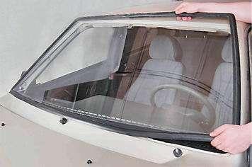 Как поменять ветровое стекло на ВАЗ 2114, 2115, 2113