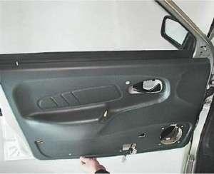 установка обивки передней двери на ваз 2114