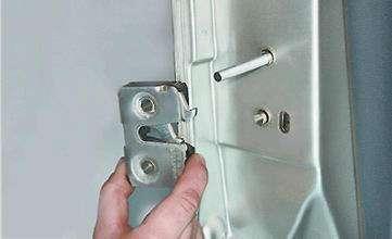 Как заменить наружную часть замка на передней двери ВАЗ 13, 14, 15