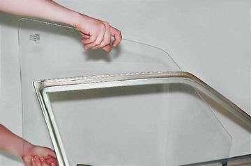 Как снять и установить стекло передней двери ВАЗ 2113, 2114, 2115.