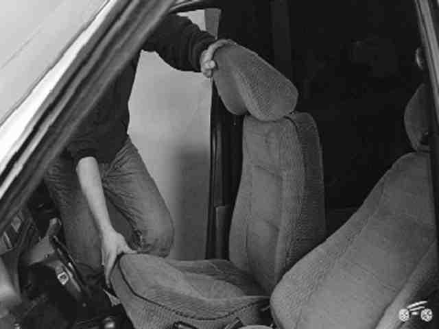 Как снять и установить переднее сиденье на ВАЗ 2113, 2114, 2115