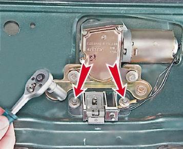 Как снять и установить замок двери багажного отделения ВАЗ 2113, 2114, 2115