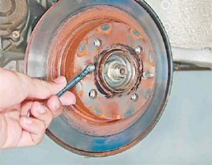 замена тормозного диска на ваз 2113, 2114, 2115
