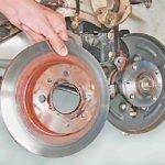 Как снять и установить тормозные диски на ваз 2114, 2113, 2115