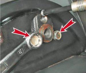 как поменять тормозной цилиндр на заднем колесе ваз 2114