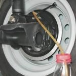 Как прокачать тормоза в  ВАЗ 2114