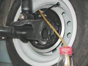 как прокачать тормозную систему на ваз 2114