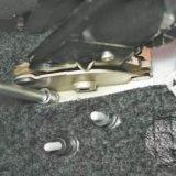 Как снять и установить рычаг стояночного тормоза на ВАЗ 2114, 2113, 2114