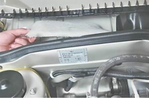 Как заменить салонный фильтр на ВАЗ 2114