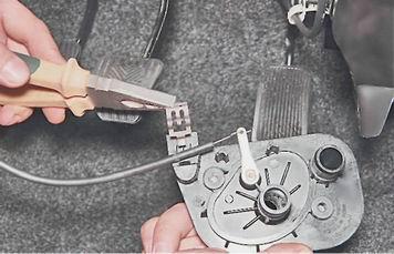 Как заменить кран отопителя ВАЗ 2114,2113,2115