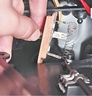 Как заменить дополнительный резистор отопителя ваз 13, 14, 15