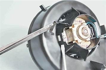 Что делать, если не работает вентилятор отопителя на ВАЗ 2114, 2113, 2115