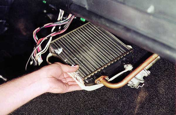 Что делать, если не работает печка в ВАЗ 2113, 2114, 2115