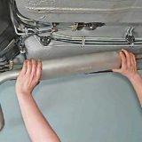 Как заменить дополнительный глушитель на ВАЗ 2113, 2114, 2115