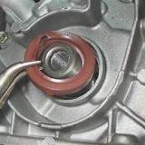 Как поменять передний сальник коленчатого вала на ВАЗ 2113, 2114, 2115.