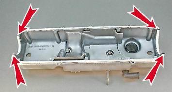 Как заменить прокладку крышки головки блока цилиндров на ВАЗ 2114