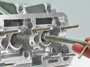 Как притереть клапана на двигателе ваз 2113, 2114, 2115