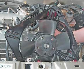 Как снять и установить электровентилятор на ВАЗ 2113, 2114, 2115