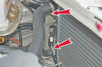 Замена радиатора охлаждения на ваз 2114