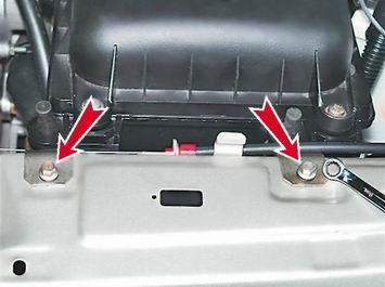Как снять и установить воздушный фильтр на ВАЗ 2114