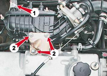 Как снять и установить ресивер на ВАЗ 2114