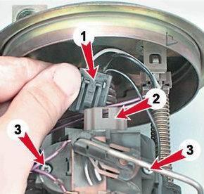 Как заменить датчик уровня топлива на ваз 2114, 13, 15 с двигателем 2111(1,5)