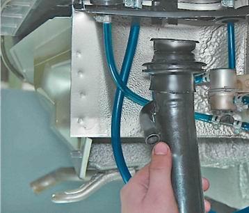 Как снять и установить сепаратор на ваз 2114, 2113, 2115