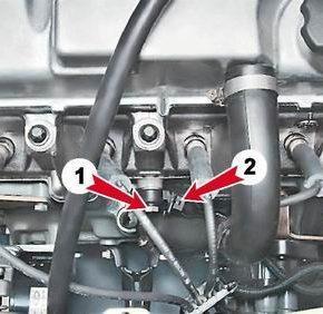 Как проверить и заменить датчик детонации на ВАЗ 2113, 2114, 2115