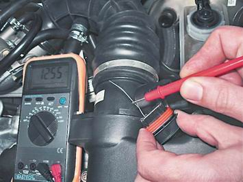 Как проверить дмрв на ВАЗ 2113, 2114, 2115