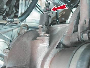 Как проверить и заменить датчик скорости ВАЗ 2113, 2114, 2115.