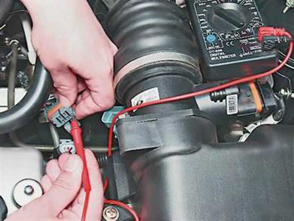 проверка форсунок на двигателе ваз 2114