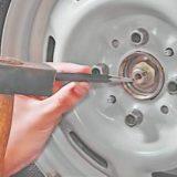 Как заменить подшипник ступицы переднего колеса на ВАЗ 2114, 13, 15