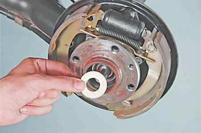 Как заменить подшипник ступицы заднего колеса на ваз 2114, 13, 15