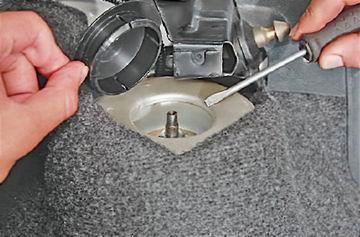 Замена амортизатора и пружины задней подвески на ВАЗ 2113, 2114, 2115.