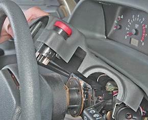 Как снять декоративные накладки рулевой колонки на ВАЗ 2113, 2114, 2115.