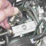 Регулятор давления топлива ВАЗ 2114 – о том, как его заменить + Видео
