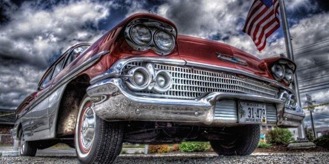 Автомобиль из Америки за небольшие деньги