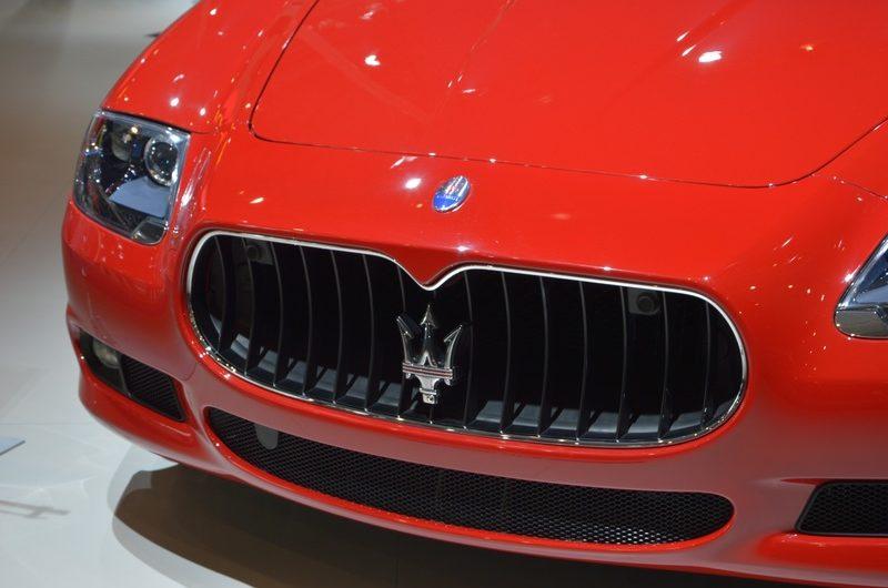 Как старая и заржавевшая модель Maserati была продана за 550 000 долларов